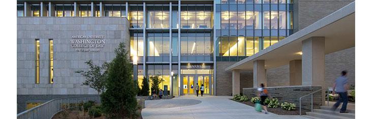 American University Law School >> Digital Commons American University Washington College Of