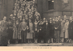 Washington College of Law Graduating Class of 1928